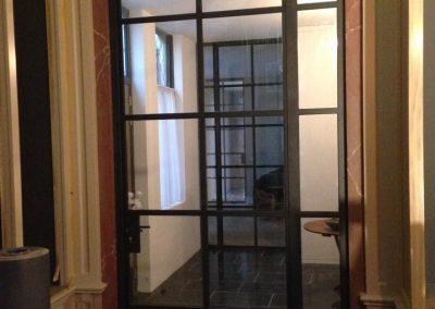 Stalen deuren in Renoseal